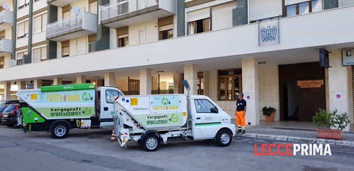 """""""Vergognati sporcaccione"""": già raccolte 3 tonnellate di rifiuti dalle strade"""