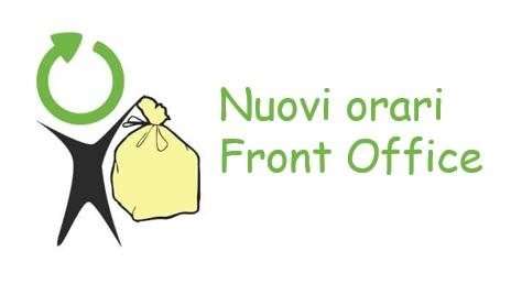 Martina Franca - Nuovi orari di apertura dei Front Office